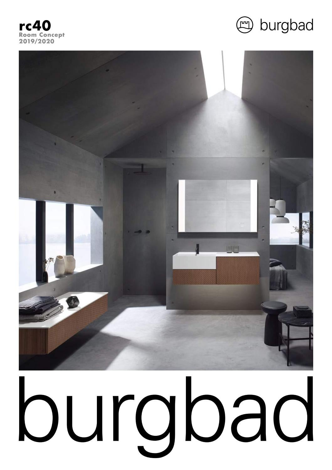 Burgbad Rc40 Room Concept 2019 2020 By Sanilux Issuu