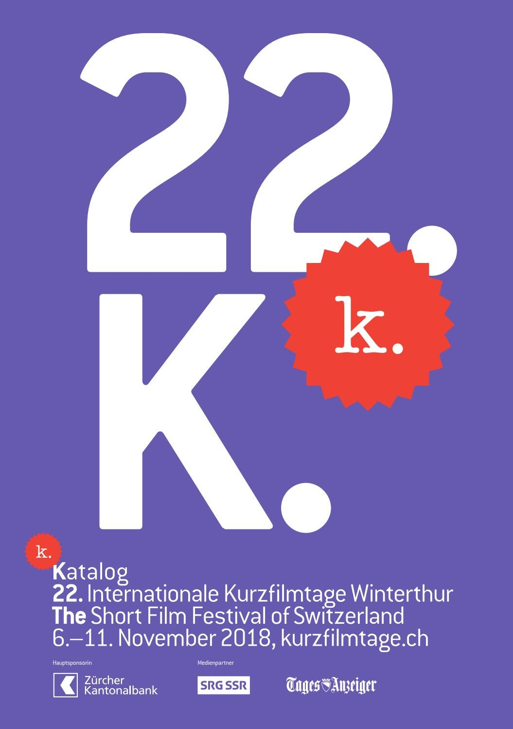 Katalog – 22. Internationale Kurzfilmtage Winterthur by Int ...