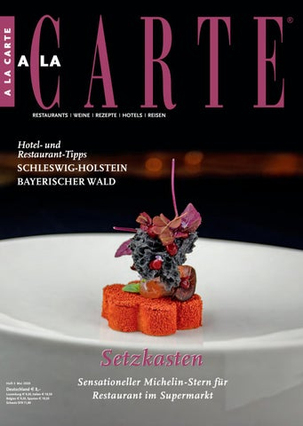 A La Carte 5 2020 By Klocke Verlag Issuu