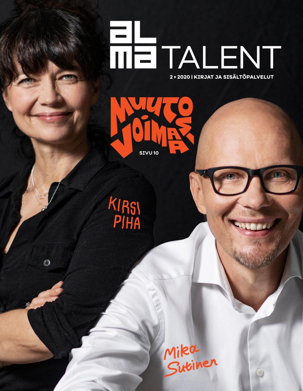 Alma Talent Asiakaspalvelu