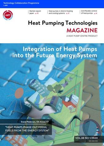 Heat Pumping Technologies Magazine