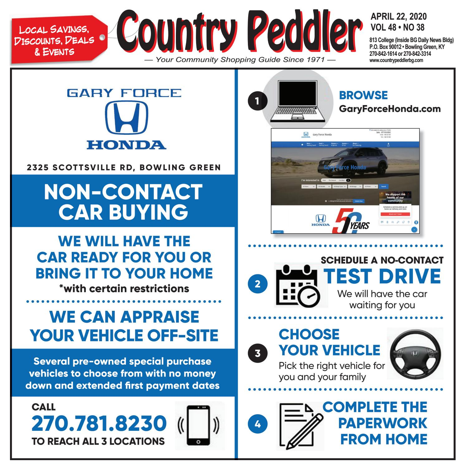 Country Peddler 4 22 20 By Country Peddler Issuu