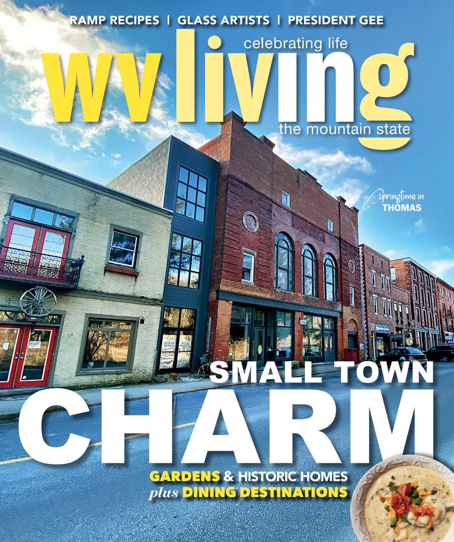 WV Living Magazine Spring 12 by New South Media   issuu