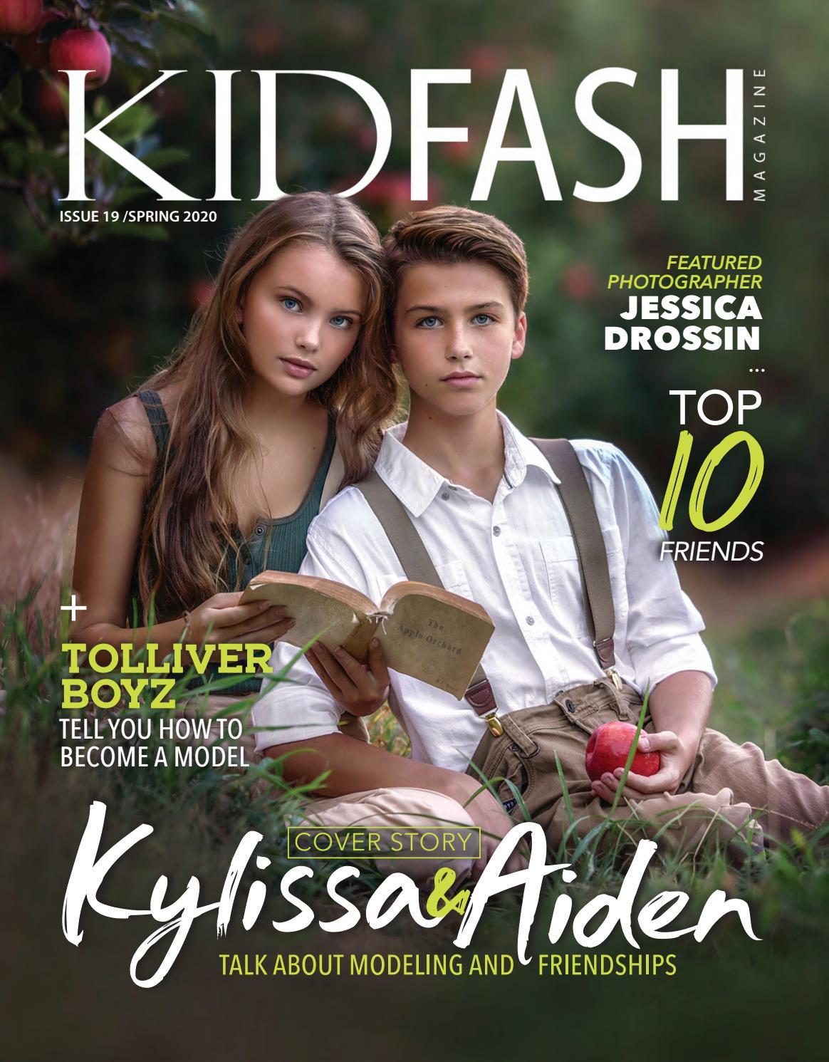 Kidfash Magazine April 2020 Issue National By Kidfash Magazine Issuu