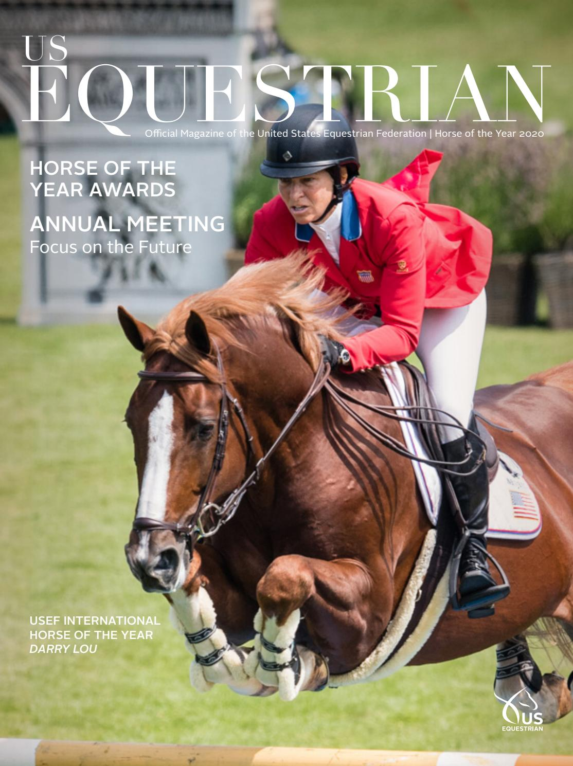 Us Equestrian Magazine By United States Equestrian Federation Inc Issuu