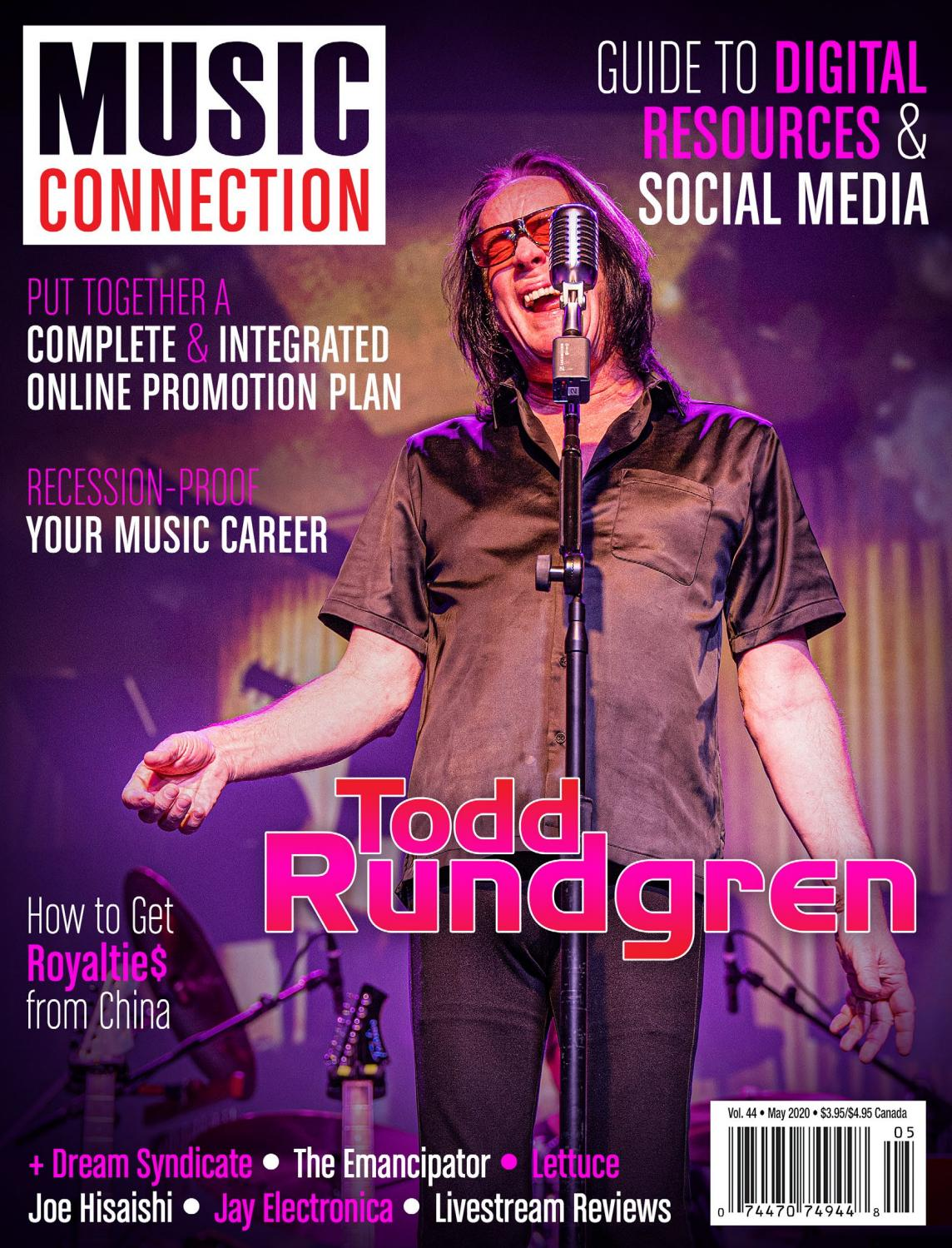 Music Connection May 2020 By Music Connection Issuu