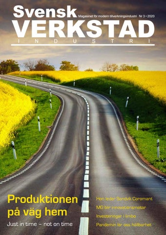 Produktionen på väg hem - Hon leder Sandvik Coromant - Manufacturing Guide blir innovationsmotor