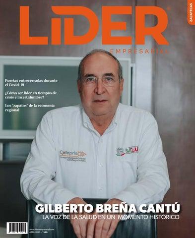 Líder Empresarial Zacatecas No. 7