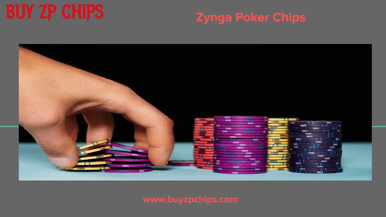 Zynga Poker Chip