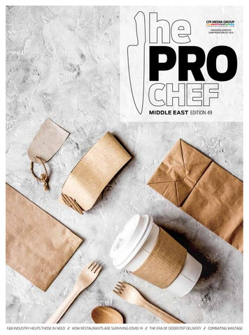 The Pro Chef Middle East - Edition 49