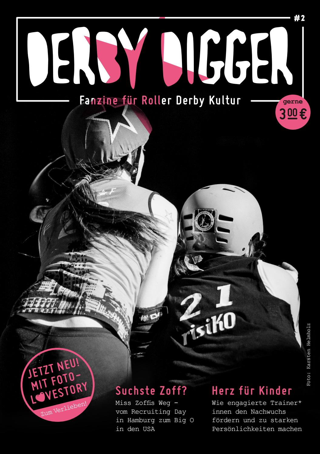 Derby Digger 2 By Derby Digger Fanzine Issuu