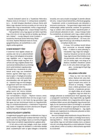Page 13 of A digitális ballagás NEM MEGOLDÁS