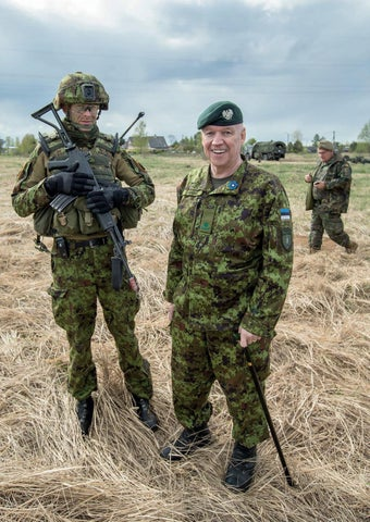Page 52 of ESTONIAN RESERVE OFFICERS' INTERNATIONAL COOPERATION Lieutenant Commander Ingrid Mühling