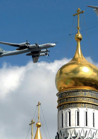 Page 6 of RUSSIAN SECURITY POLICY, MILITARY DEVELOPMENTS IN 2019 Military Intelligence Centre