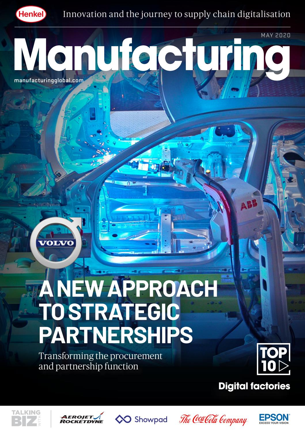 Manufacturing Global May 2020 By Manufacturing Global Issuu