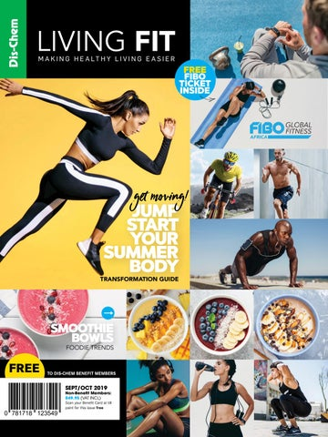 Dis Chem Living Fit Sept Oct 2019 By Dis Chem Living Fit Issuu