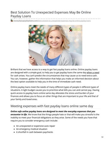 salaryday borrowing products without a credit check needed