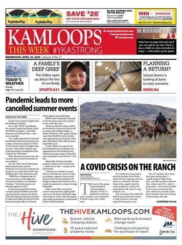 Kamloops This Week April 29 2020 By Kamloopsthisweek Issuu