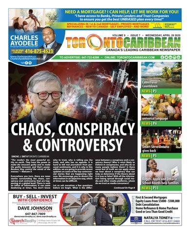 Chaos Conpiracy Controversy 042920 By Toronto Caribbean