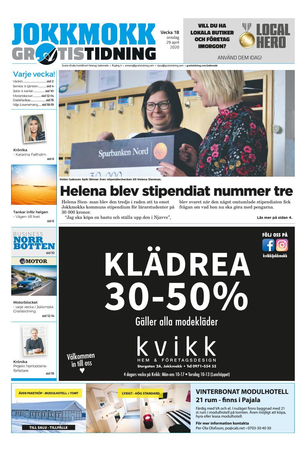 Lediga jobb fr Jokkmokk i Norrbottens Ln | unam.net