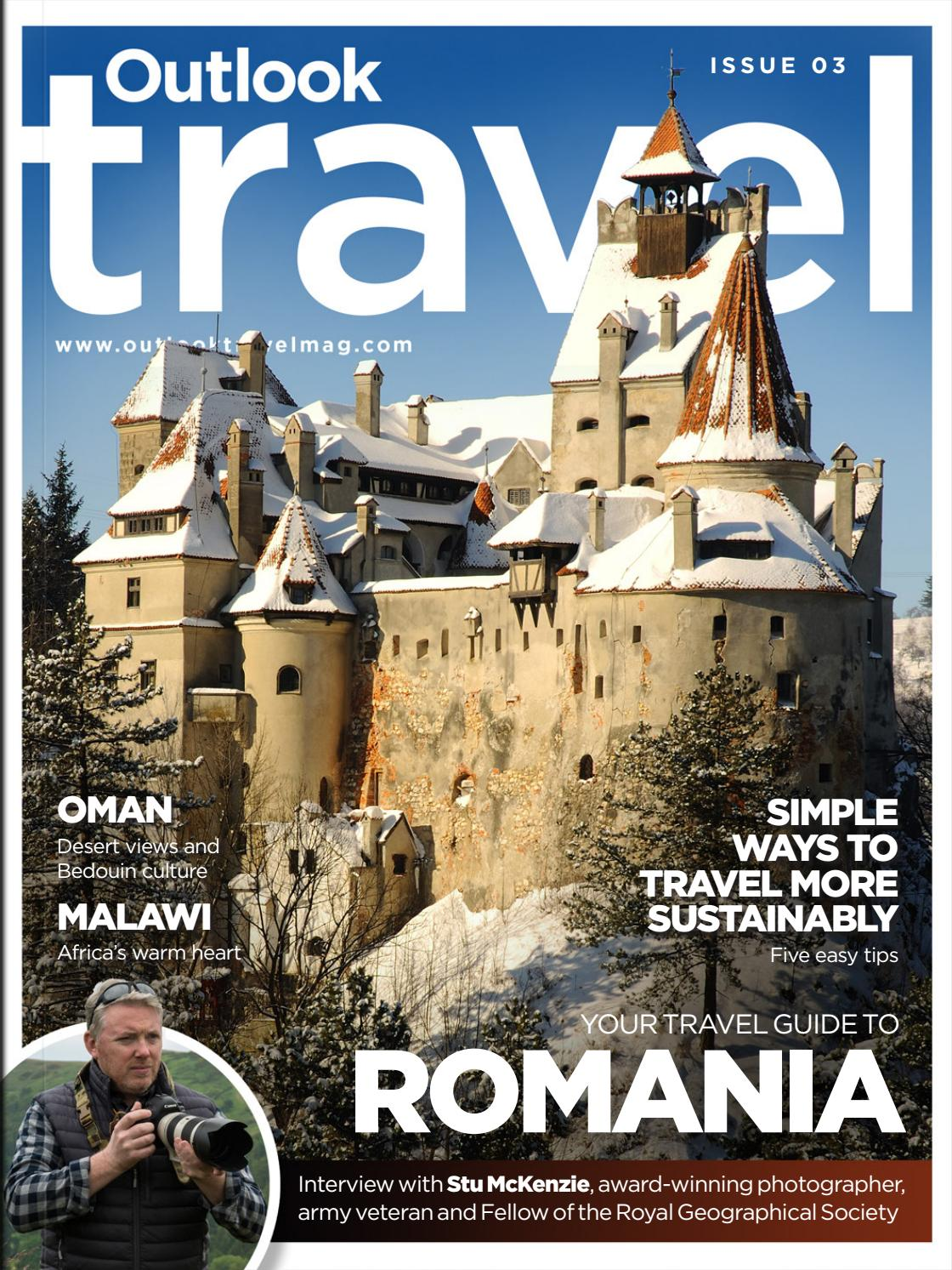 Outlook Travel magazine - issue 03 by Outlook Publishing - issuu