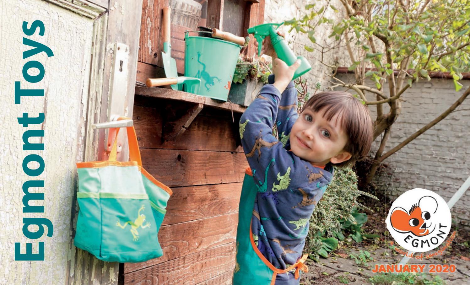 Egmont Toys Kids Alarm Clock Pirate