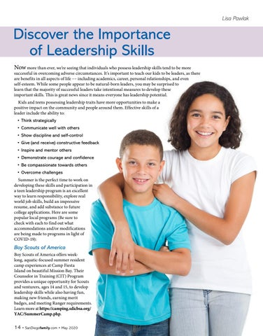 Page 14 of Discover the Importance of Leadership Skills