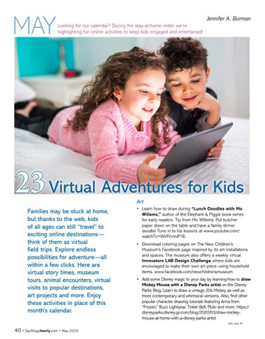 Page 40 of 23 Virtual Adventures for Kids