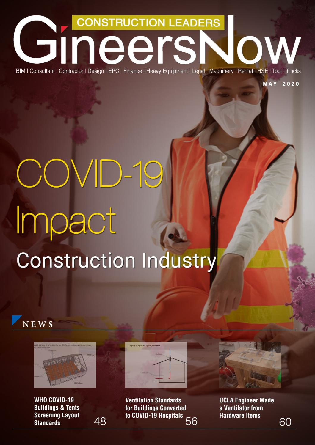 Gineersnow Construction May2020 Covid