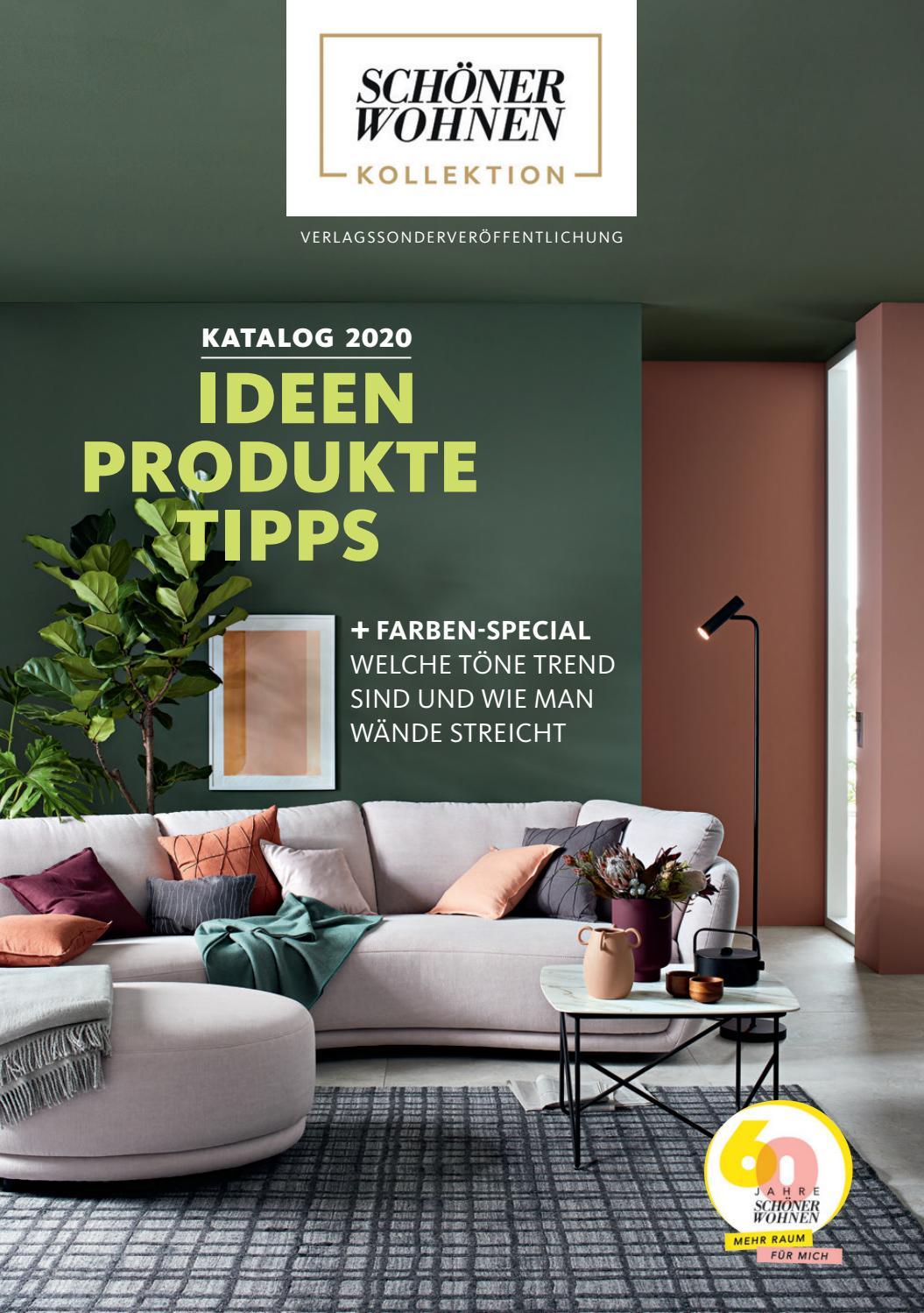 Schoner Wohnen Katalog 2020 By Perspektive Werbeagentur Issuu