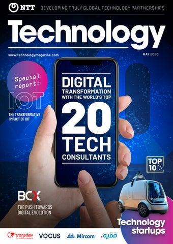 Technology Magazine – May 2020