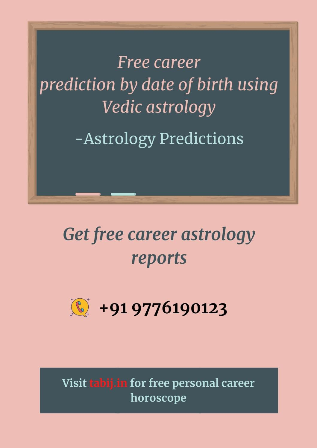 free vedic predictions based on date of birth
