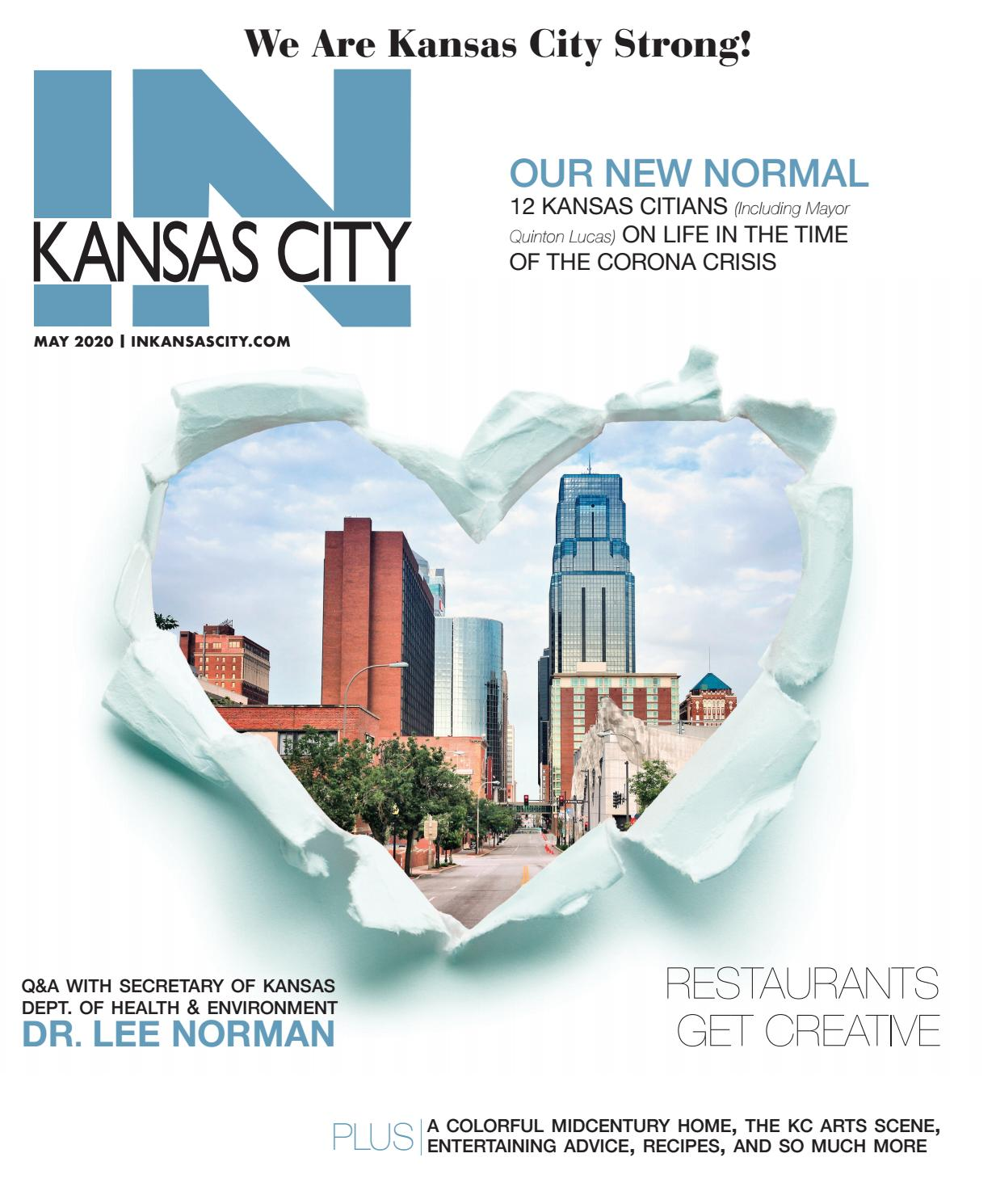 In Kansas City May 2020 By Kc Media Issuu