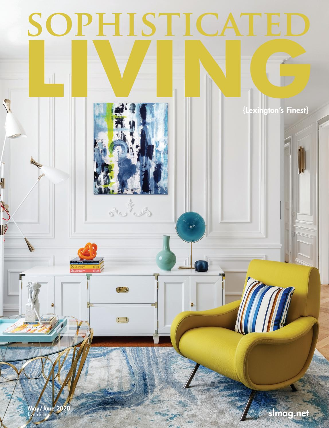 Sophisticated Living Lexington MayJune 2020 by