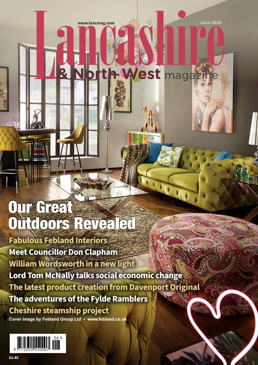 The Lancashire Northwest Magazine June 2020 By The Lancashire Magazine Issuu