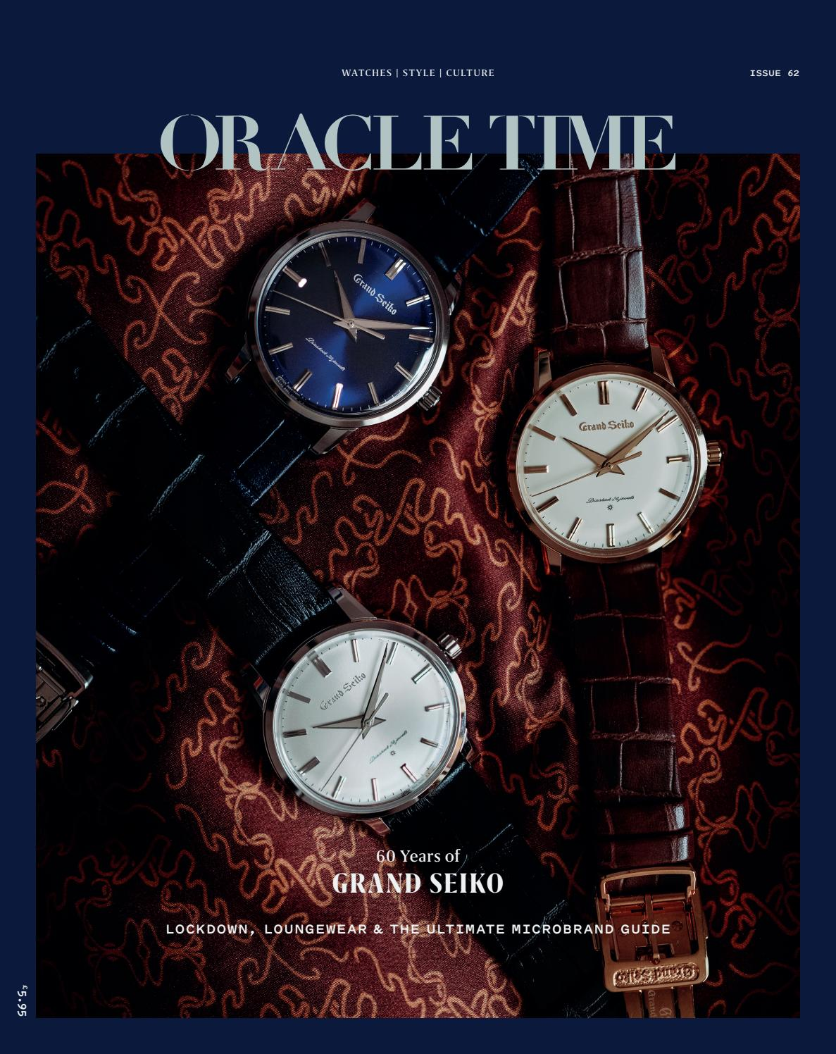 Oracle Time Issue 62 May By Oracle Time Magazine Issuu