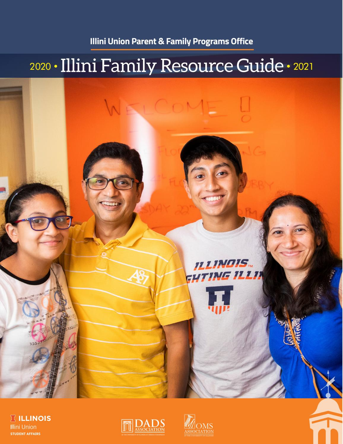 Uiuc 2021 Fall Calendar University of Illinois 2020 2021 Parent and Family Programs Guide