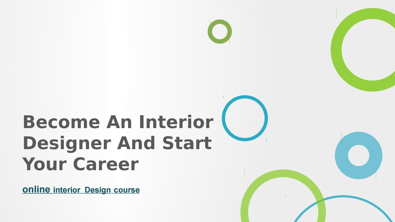 Online Interior Design Course By Just Desgin Issuu