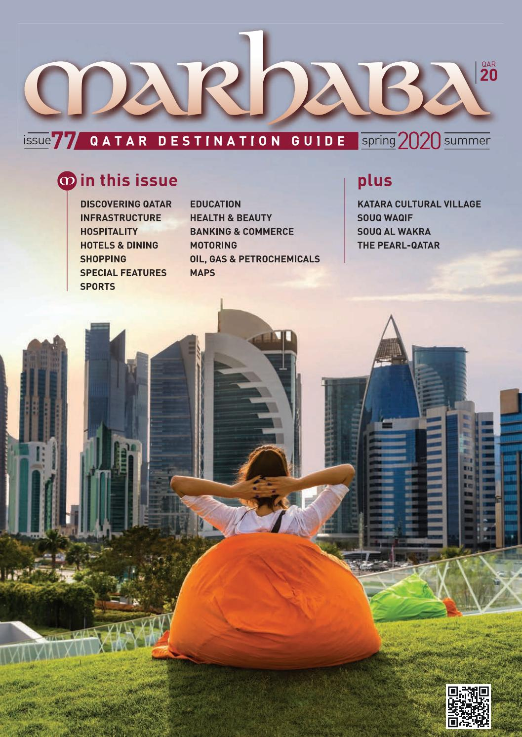 Marhaba Information Guide Issue 77 By Marhaba Information Guide Qatar Issuu