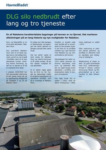 Page 10 of DLG SILO NEDBRUDT EFTER LANG OG TRO TJENESTE