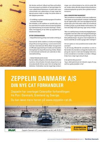 Page 5 of CORONAKRISEN KRÆVER EN LANGSIGTET PLAN