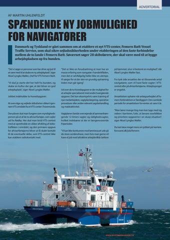 Page 7 of SPÆNDENDE NY JOBMULIGHED FOR NAVIGATØRER