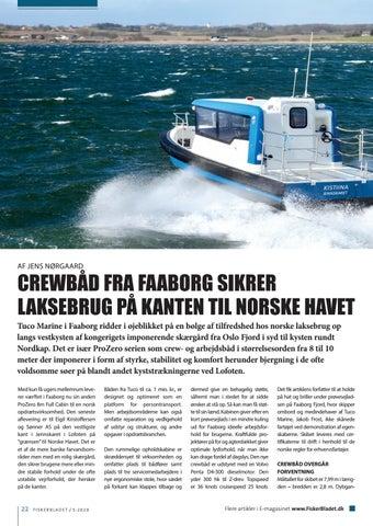 Page 22 of CREWBÅD FRA FAABORG SIKRER LAKSEBRUG PÅ KANTEN TIL NORSKE HAVET