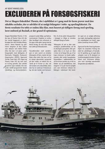 Page 5 of EXCLUDEREN PÅ FORSØGSFISKERI