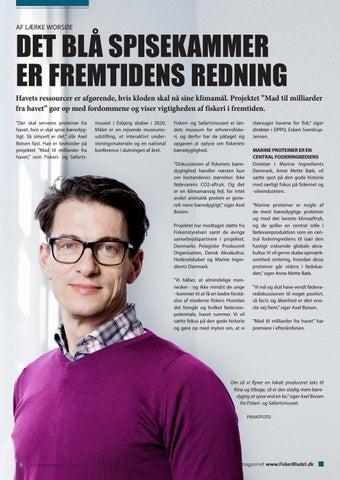 Page 8 of DET BLÅ SPISEKAMMER ER FREMTIDENS REDNING