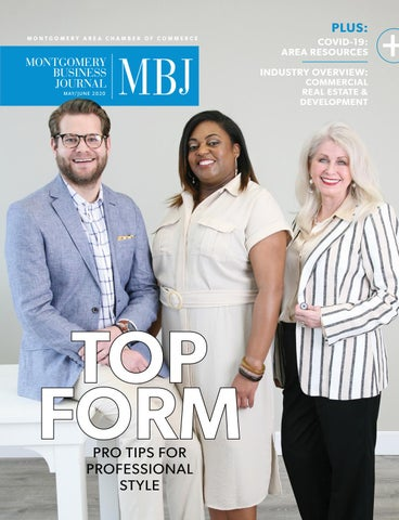 Montgomery Business Journal May 2020 By Montgomery Area Chamber Of Commerce Issuu