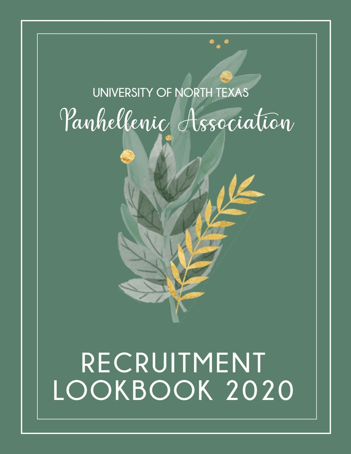 Unt Academic Calendar Fall 2022.University Of North Texas Fall 2020 Recruitment Guide By Unt Greek Life Issuu