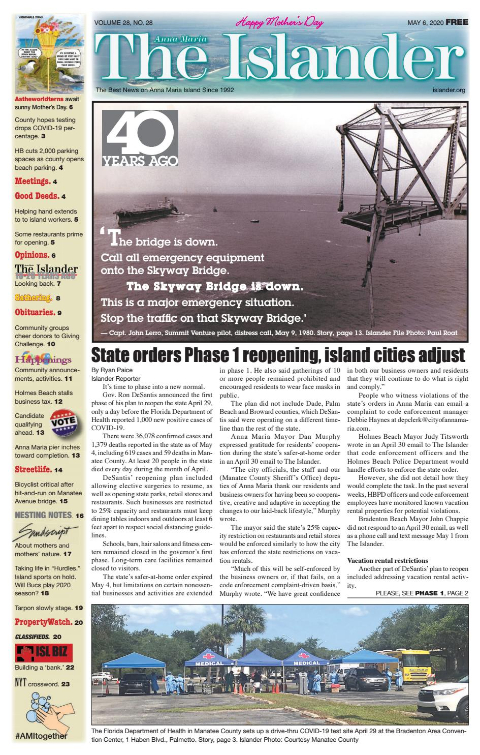 The Islander Newspaper E-Edition Wednesday, May. 06, 2020 by The ...