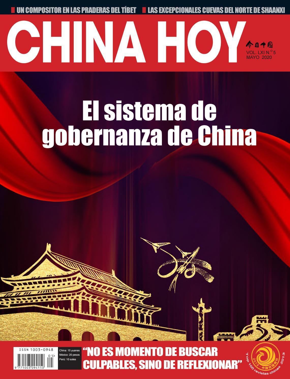China Hoy Mayo 2020 By China Hoy Mexico Issuu