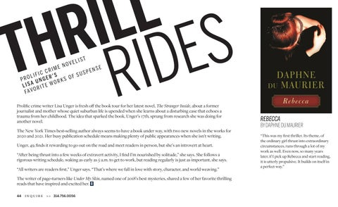 Page 46 of THRILL RIDES — WORKS OF SUSPENSE